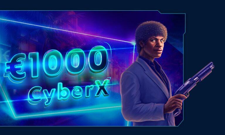 Turnamen Cyber X