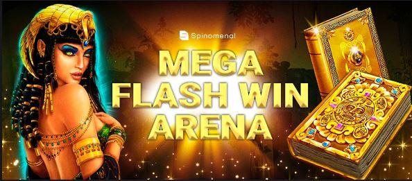 Kampanye Kemenangan Mega Flash Kasino Drift