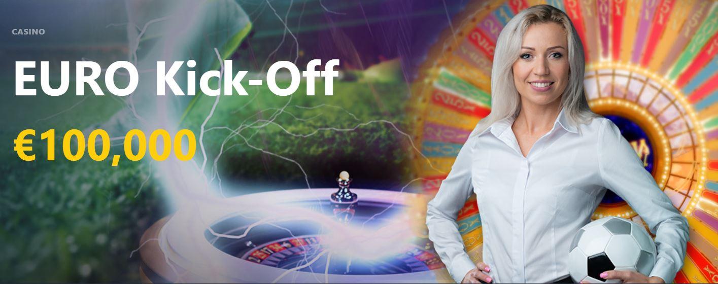 Promosi EURO Kick-Off (Periode ke-3) di Buran Casino