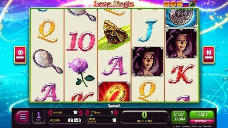 Slot Cinta Ajaib untuk uang sungguhan