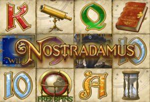 Slot Nostradamus