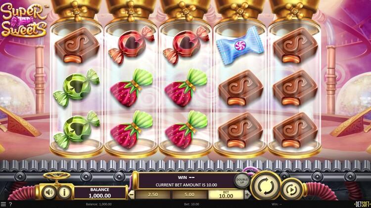 Slot Super Sweets untuk uang sungguhan