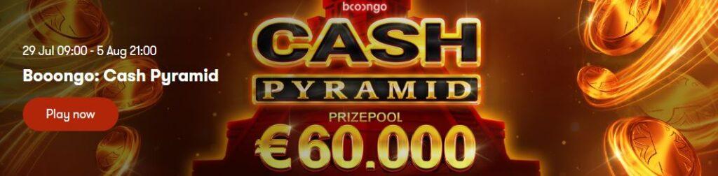 Promosi Jaringan Piramida Tunai (Booongo)