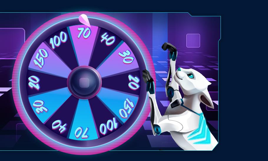 Roda Keberuntungan Cyber Mr Bit Casino