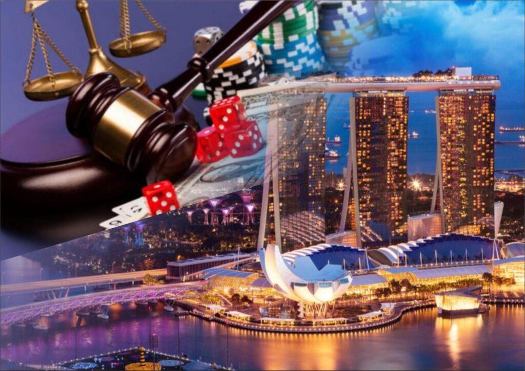 Konsultasi Publik Reformasi Hukum Perjudian di Singapura