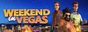 Akhir pekan di slot Vegas