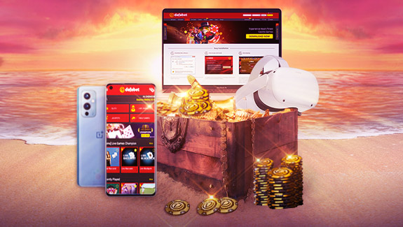 Giveaway Hadiah Mingguan di Dafabet Casino
