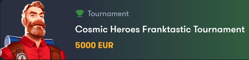 Turnamen Franktastic Pahlawan Kosmik