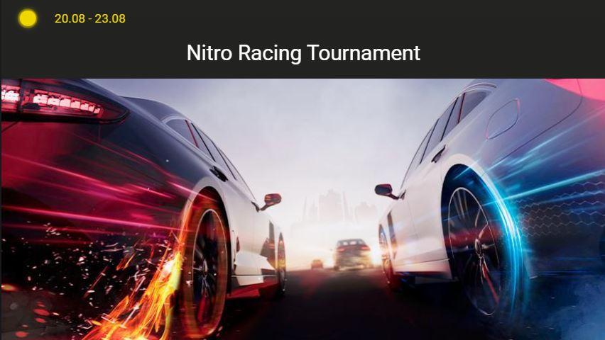 Turnamen Balap Nitro - Kasino Drift