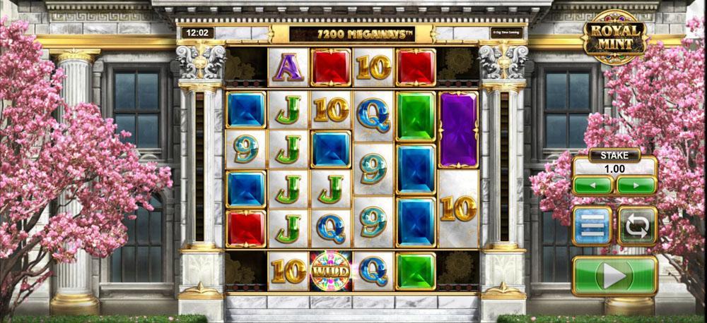 Slot Royal Mint untuk uang sungguhan