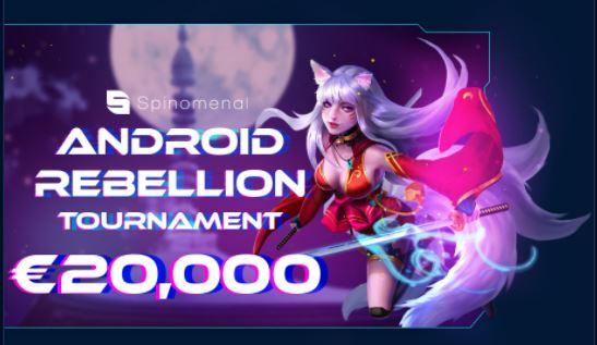 Turnamen Pemberontakan Android