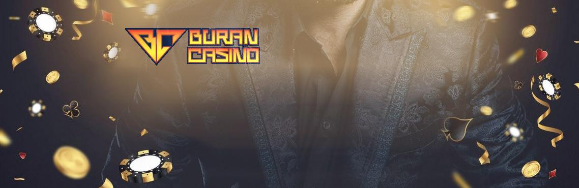 Dapatkan layanan VIP berkualitas tinggi di Buran Casino