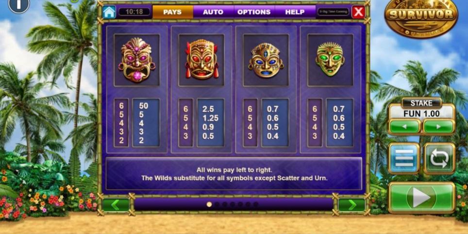 Slot selamat dengan uang sungguhan oleh Big Time Gaming