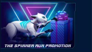 Promosi Spinner Run