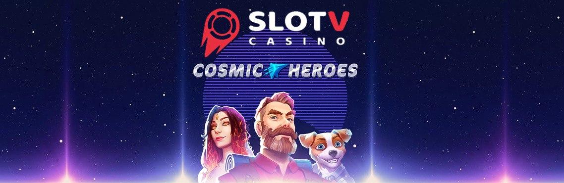 Turnamen Hubungan Antargalaksi di Kasino SlotV