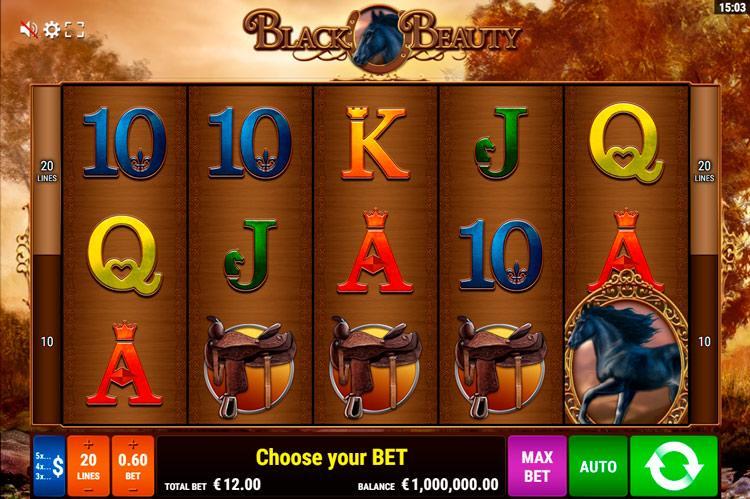 Slot Black Beauty untuk uang sungguhan